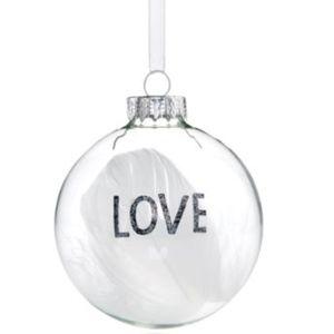 Holiday Lane Love Ornament